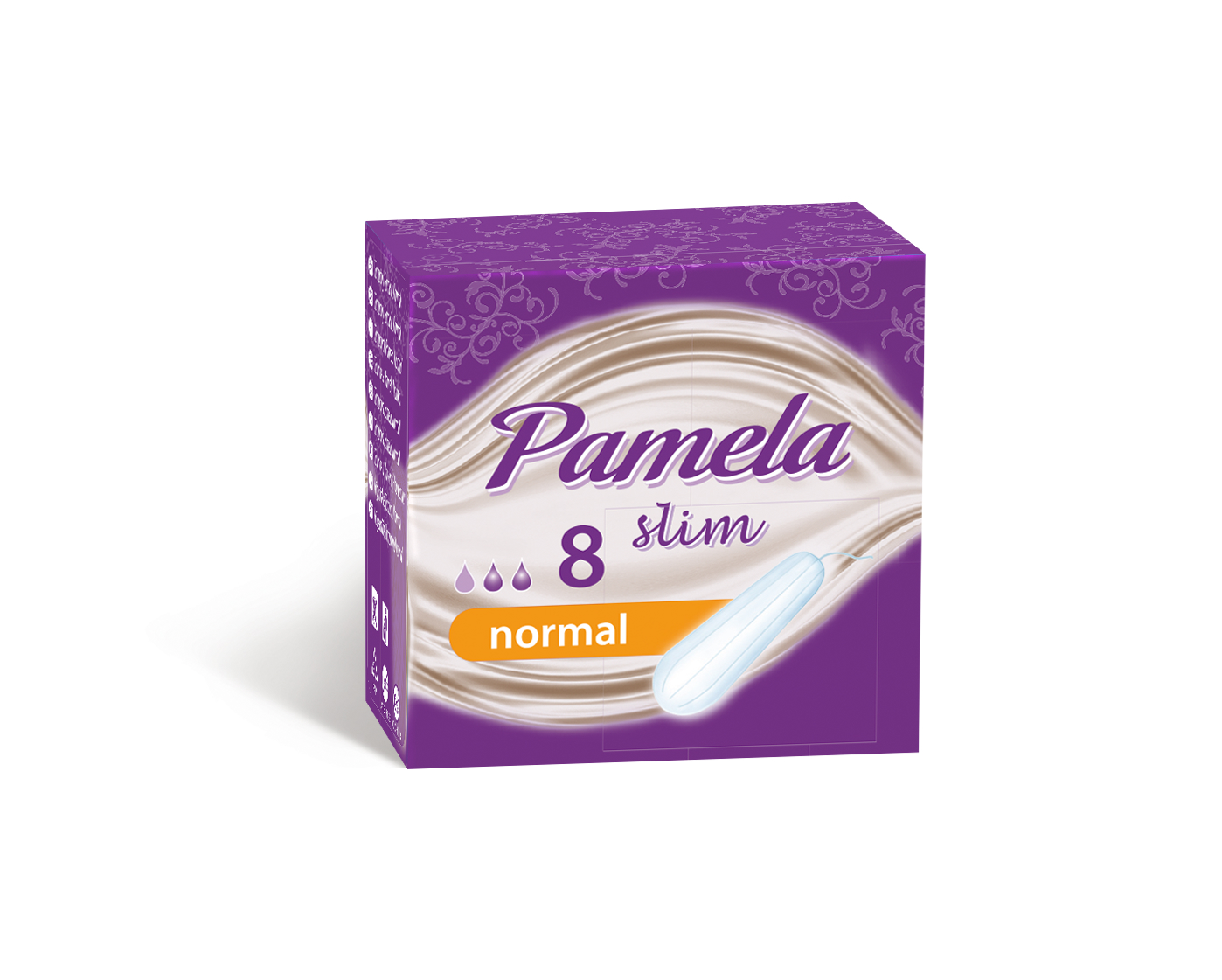 3d PAMELA SLIM normal 8